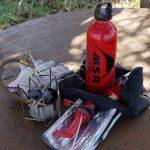 MSR ドラゴンフライ を6年使用した感想と、キャンプでガソリンストーブを使用する理由についてご紹介!