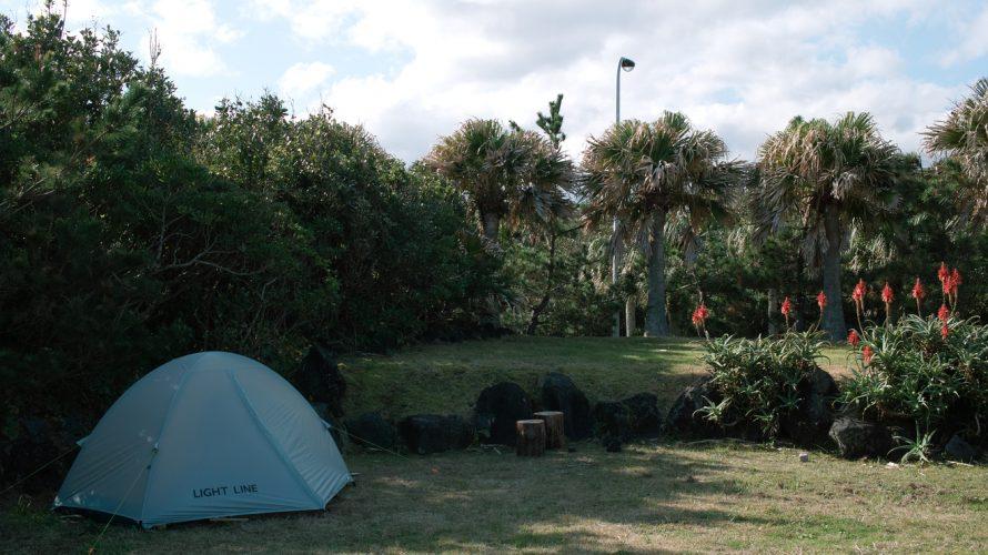 キャンプに自立型の軽量テントをお勧めしたい理由