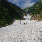 扇沢から徒歩で剱岳を目指す6日間の山旅(1/6日目)