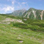 扇沢から徒歩で剱岳を目指す6日間の山旅(3/6日目)