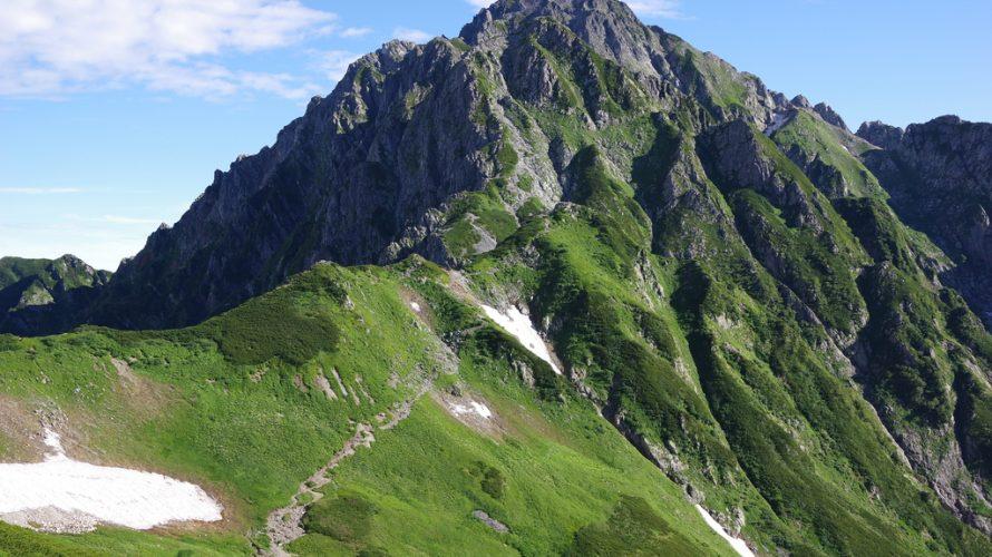 扇沢から徒歩で剱岳を目指す6日間の山旅(Top)